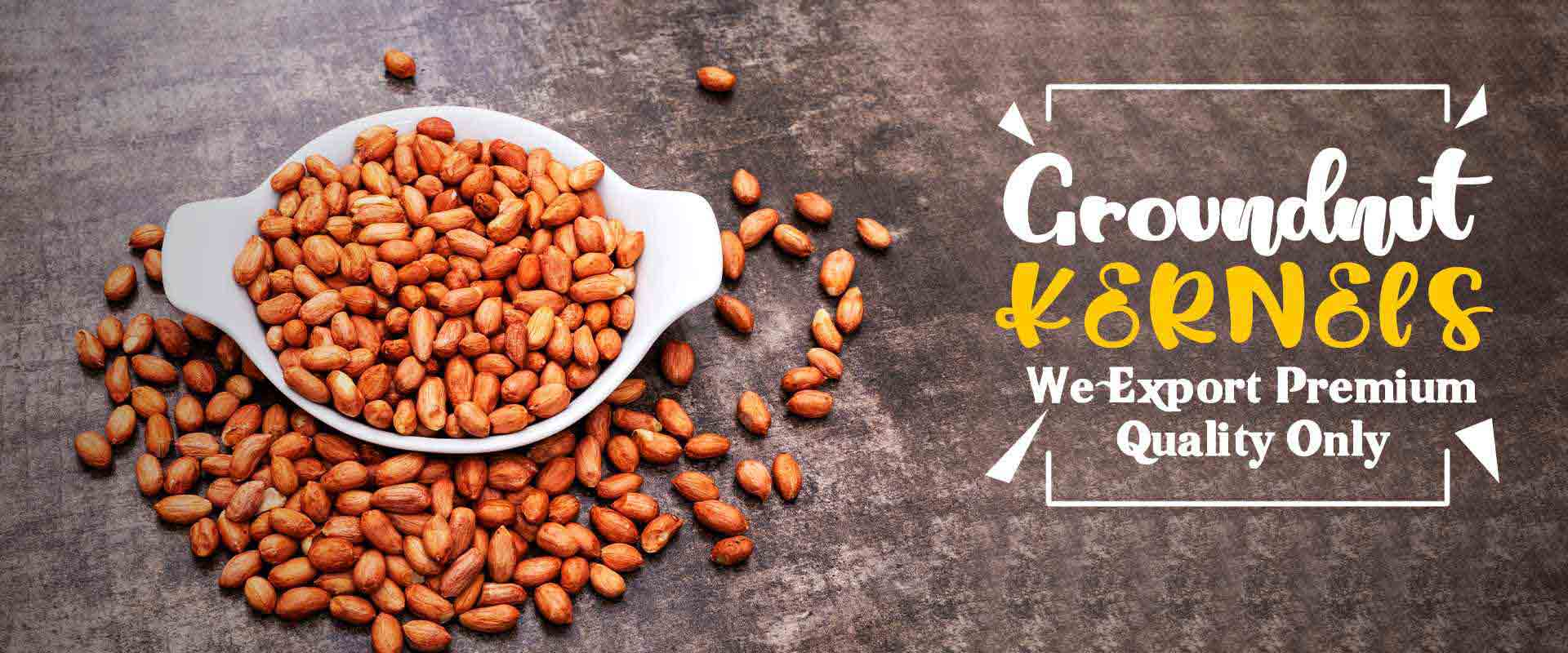 Groundnut Kernel Exporters In Theni