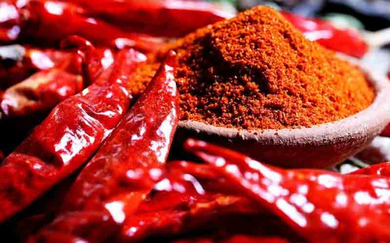 Kashmiri Red Chilli Powder Exporters In Sant Kabir Nagar