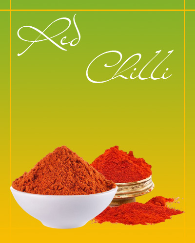 Red Chilli In Sant Kabir Nagar